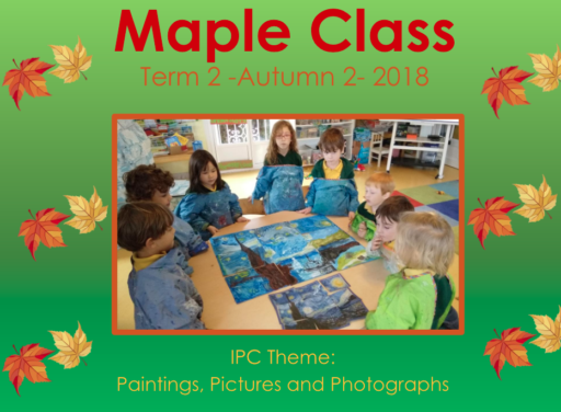 Maple Class, Early Years FISP